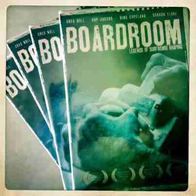 BoardROom DVDs