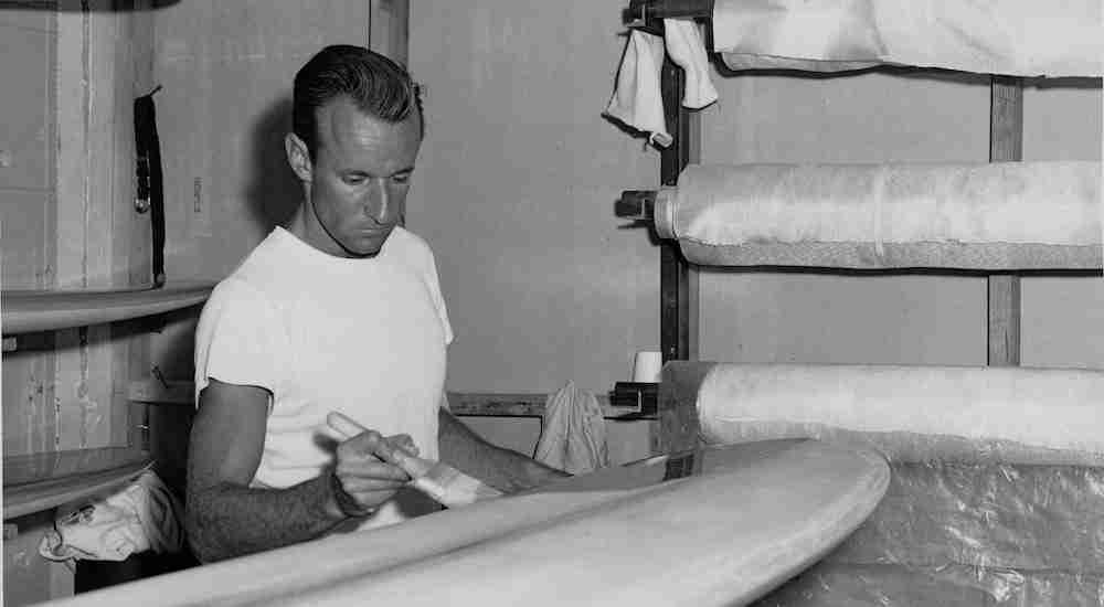 Renny at Anacapa St. Shop 1960
