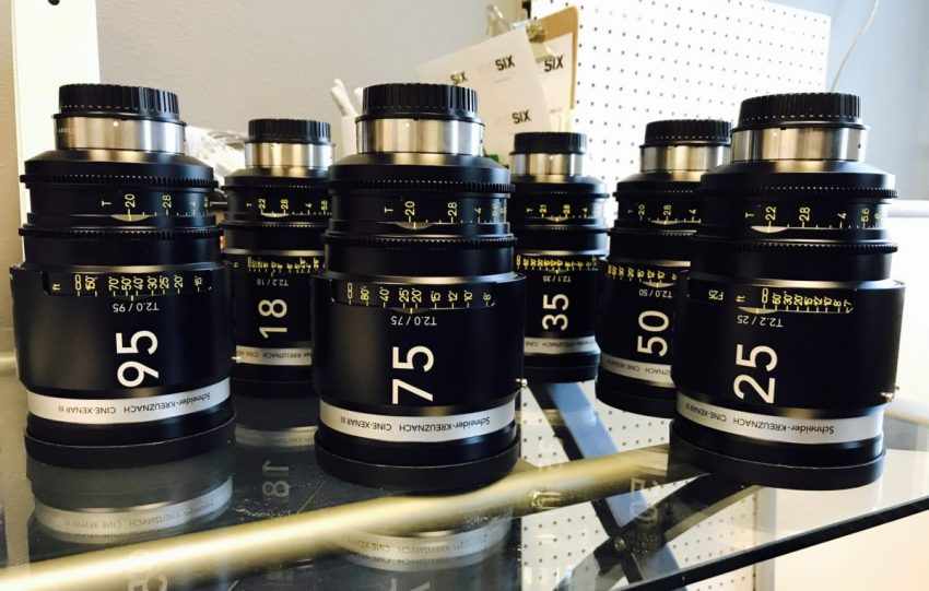 cinema lens 1